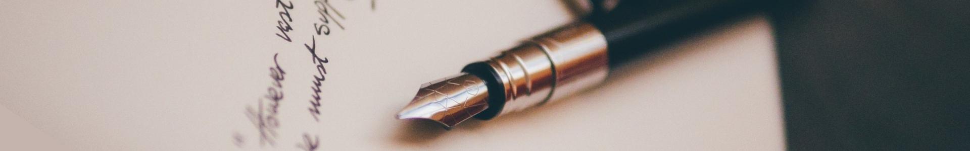 fountain-pen-1854169_1920